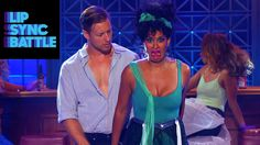 """Anthony Anderson pulls his best CeeLo Green impression for his performance of """"Forget You"""" while Tracee Ellis Ross brings back the with Pat Benatar's """"Lo. Lip Sync Battle, Anthony Anderson, Tracee Ellis Ross, Forget You, Popular Music, New Shows, Girl Crushes, Favorite Tv Shows, Lips"""