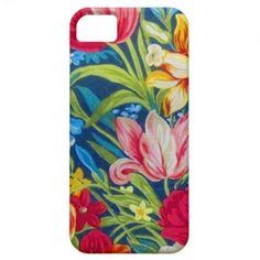 Antique floral bouquet, bright cute pink, blue iPhone 5 cases  Click on photo to purchase. Check out all current coupon offers and save! http://www.zazzle.com/coupons?rf=238785193994622463&tc=pin