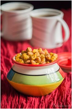 Culinary blog Peanut Masala, Indian Food Recipes, Vegan Recipes, Oil For Deep Frying, Recipe Please, Fries, Spicy, Appetizers, Tasty