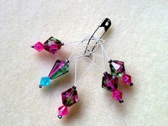 Studio DesiLoop: Make Snag Free Knitting Stitch Markers