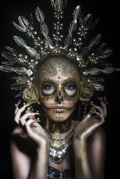 Tatiana Perez Fotografias - Raquel Corregidor - mua dsg Javier Almunia Artistic Photography