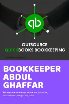 Need affordable outsourced #accounting and #bookkeeping services for your small business? I will help you to keep track of your business #finances through accurate and cost-effective bookkeeping services. I can drive your #business forward with reliable and flexible outsourced accounting solutions. My accounting & bookkeeping services providing clients peace of mind with money-saving, tax strategies, and #financial best practices.