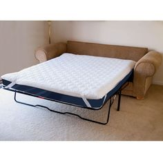 Pillow Top Mattress Pad For Sleeper Sofa Bed Cover Queen