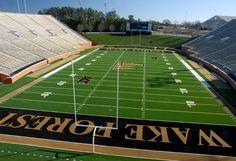 BB& T Field at Groves Stadium