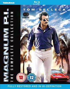 Magnum P.I (American TV Show Starring Tom Selleck, John Hillerman, Roger E. John Hillerman, Amazon Dvd, Magnum Pi, Tom Selleck, Dvd Blu Ray, Movie Collection, Classic Tv, Best Tv Shows, Larry