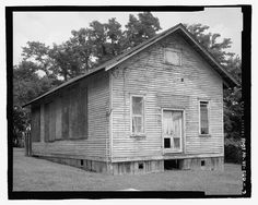 Cadentown Rosenwald School, Lexington, Ky
