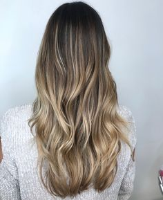 Balayage, blonde highlights for dark hair, ombre, brown hair ombre, icy highlights, warm tone highlights, ombre