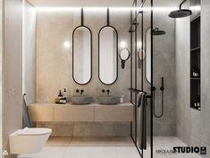 współczesna łazienka - zdjęcie od MIKOŁAJSKAstudio - Łazienka - Styl Minimalistyczny - MIKOŁAJSKAstudio