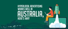 You can never go wrong with hyperlocal advertising. It might sound like nonsensical jargon that only the millennial clique would understand, but it is actually a real thing. Advertising Words, Lead Generation, Organizations, It Works, Australia, Wellness, Tips, Organizing Clutter, Organizers