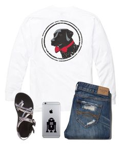 """""""old format"""" by legitmaddywill ❤ liked on Polyvore featuring Southern Proper, Abercrombie & Fitch, Chaco, women's clothing, women's fashion, women, female, woman, misses and juniors"""