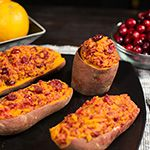 Forks Over Knives | Recipes Twice Baked Sweet Potatoes