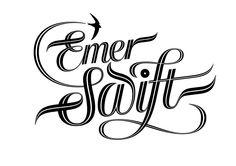 Emer Swift BMX logo, Seb Lester