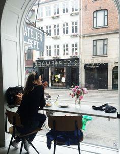 Atelier September, Copenhagen #les100cielstravels #copenhagen #blog