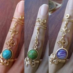 #metalwirerings