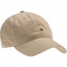 5f1198e672d Tommy Hilfiger Baseball Beige Cap  baseballcamps Girl Baseball Cap