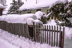 Winter wonderland in Nižná Boca,visit Slovakia