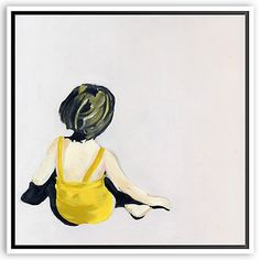Lisa Golightly, Girl in the Yellow Suit