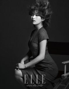 miss A's Suzy Elle Magazine October Issue '12