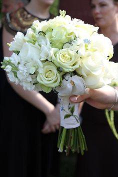 My wedding bouquet.....