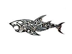 Hawaiian Tribal Tattoos Symbol Meanings | Tribal Shark Tattoos – Designs and Ideas #polynesiantattoossymbols