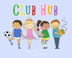 5 things about Club Hub Club Hub is for kids activity providers that want a massive reach to parents in their area. Our service is an app that parents use as a one-stop-shop to discover kids activi…