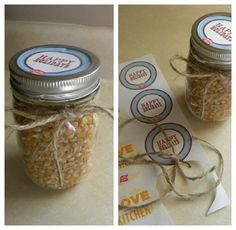 Popcorn Balls, Garland and Gifts - Hobbies on a Budget