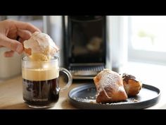 Trio of Beignets & Holiday Surprise