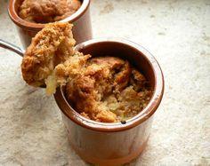 Muffins au son d'avoine, épices, sirop d'agave par Naolia  -  Inspiré par mes Muffins Saveur Pomme http://pigut.com/2011/02/10/muffins-vegans-saveur-pomme-ou-chocolat/