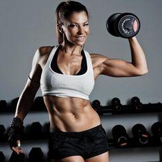 Mayling Ng, Singapore Fitness Model    #fitness #motivation