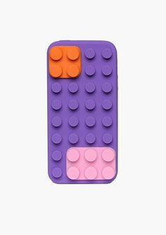 Lego iPhone 5 Case in Purple | Necessary Clothing