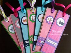 Bookmarks | tkle crafts