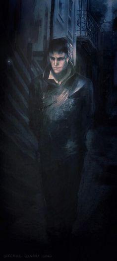 Detail by Wroniec // on ArtStation. Dark Fantasy, Final Fantasy, Vampire Masquerade, Dishonored 2, Alien Isolation, The Revenant, Bioshock, Video Game Art, Elder Scrolls