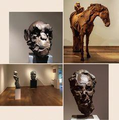 expo @ the Latem Gallery -  Belgium Bronze Sculpture, Lion Sculpture, Thing 1, Auguste Rodin, Contemporary Sculpture, Belgium, Art Projects, Statue, Ceramics
