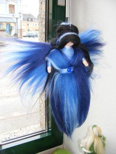 Wasserfee Dreadlocks, Hair Styles, Beauty, Fairies, Hair Plait Styles, Hair Makeup, Hairdos, Haircut Styles, Dreads