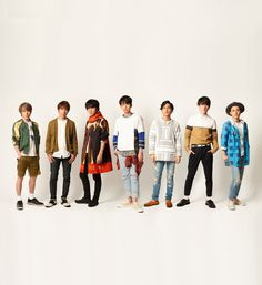 関ジャニ∞ Crazy About You, Japanese Boy, Group Pictures, Idol, Group Shots, Group Photos