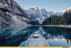 Природа,красивые фото природы: моря, озера, леса,канада