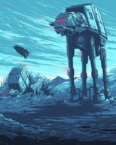 AT-AT | Star Wars