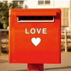 for love letters