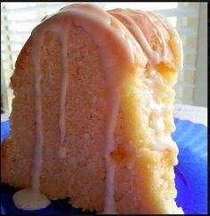 Cream Cheese Pound Cake – Yammy Foodies