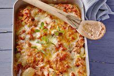 Gnocchi - Thunfisch - Auflauf, ein sehr leckeres Rezept aus der Kategorie Fisch. Bewertungen: 106. Durchschnitt: Ø 4,4.