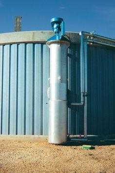 Mieszadła z Rurą Centralną instalowane z boku zbiornika:  - Czy posiadasz zbiornik o słabej konstrukcji lub nie wiesz, jakie wytrzyma obciążenia?