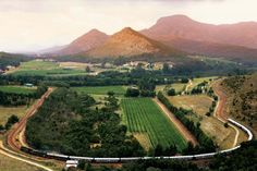 South Africa's Rovos Rail