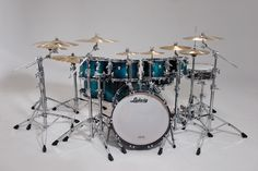 Classic Maple LCG Kit featuring NEW Aquaburst Poly-Glass lacquer finish