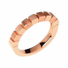 Cubist Rose Gold Vermeil Ring, Links of London Jewellery Ear Jewelry, Fine Jewelry, Women Jewelry, Jewellery, Or Rose, Rose Gold, Buy Rings, Links Of London, Diamonds And Gold