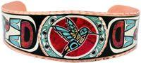 Colorful Northwest Native Bracelets, Handmade Jewelry, Colorful Native Bracelets