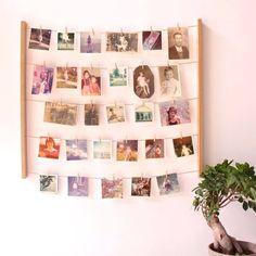 hangit photo display by lisa angel homeware and gifts | notonthehighstreet.com