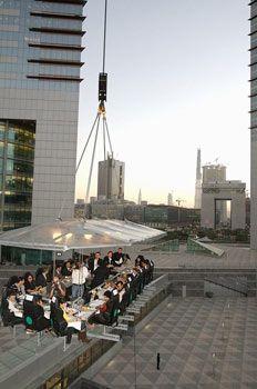 www.mindsetmedia.de, Dubai Dinner in the Sky