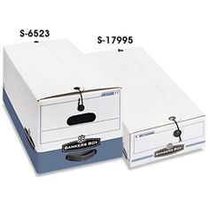 f096d310ea1 Uline stocks a huge selection of Bankers storage boxes. 11 Locations across  USA