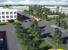Billingsley Co. announced plans to break ground on a new office building at Cypress Waters, its 1,000-acre master-planned development that straddles #Dallas and Irving. The new compound will serve as the Cheddar's Casual Café corporate headquarters