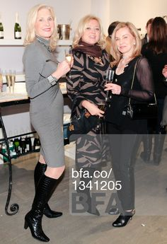 Virginia Loving, Victoria Vento-Brickley, Virginia Russell at Fashion night out with STELLA & JAMIE & JESSICA PIMENTEL from Orange is the New Black. #BFAnyc #Foravi #StellaAndJamie #VirginiaLoving #VictoriaVentoBrickley #VirginiaRussell
